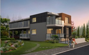 Austral home design 3d presentation