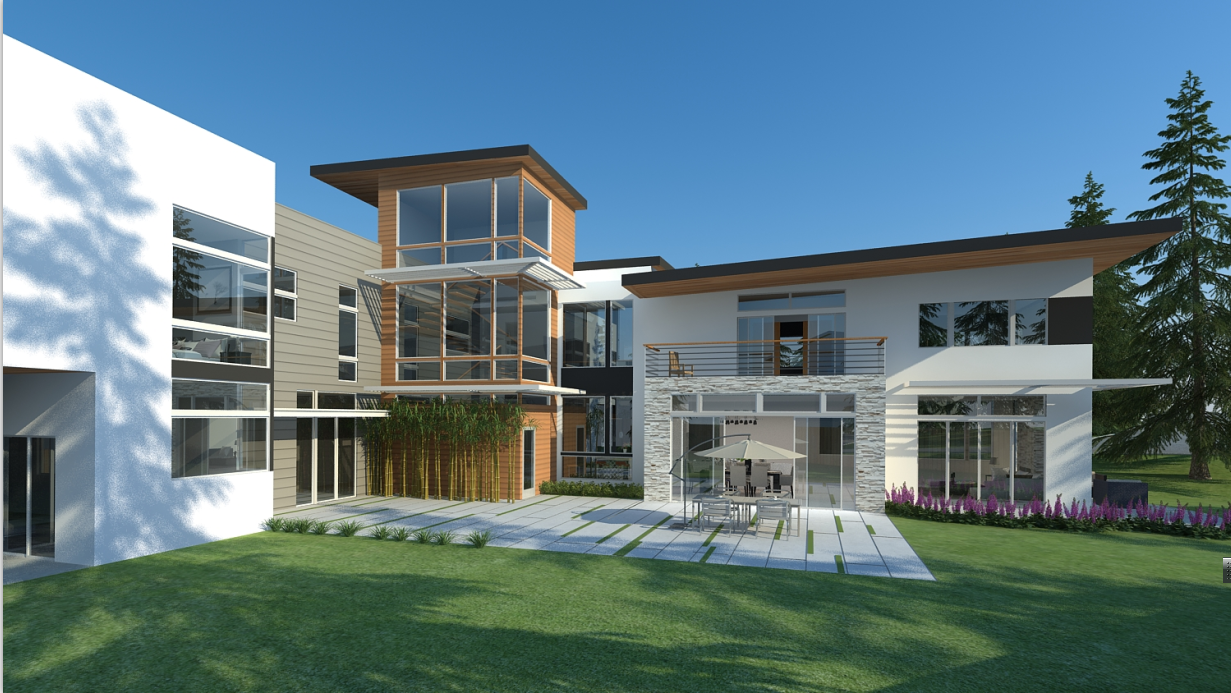 Home Design 3d Architectural Rendering Civil 3d: 3d home design