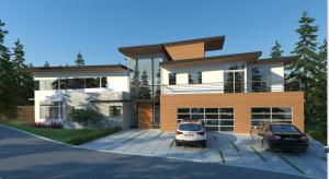 america moden home design 3d