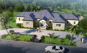 home design 3d with grey roof