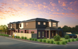 home design 3d with twilight rendering