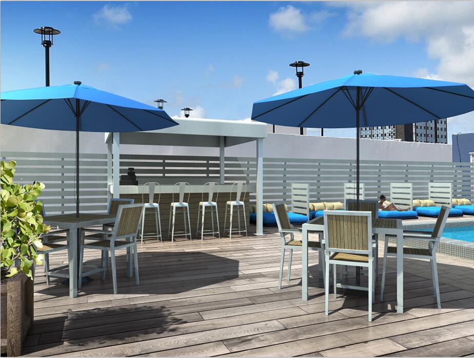 roof bar 3d